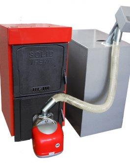 Kotlovi na pelet Solid Therm 26-30 KW